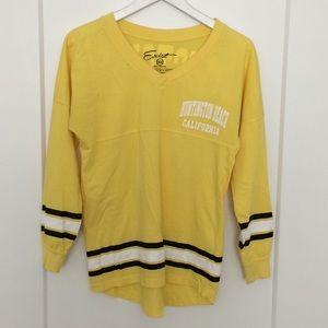 Sport yellow top